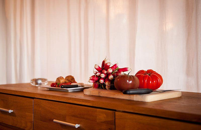 Esteban, chambre d'hôtes, le mas bleu rosières Ardèche